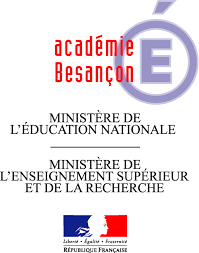 Logo - Académie de Besançon