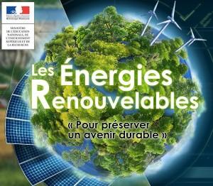 Logo - Les énergies renouvelables